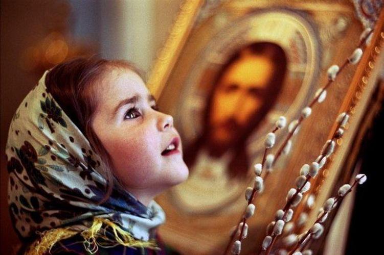 Воспоминания о Вербном Воскресении 2006 г.